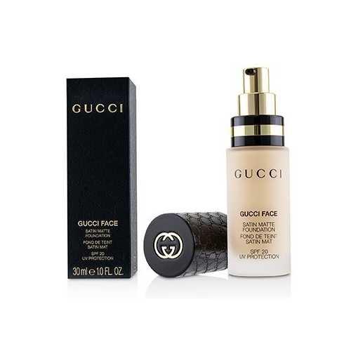 Gucci Face Satin Matte Foundation SPF 20 - # 060 30ml/1oz