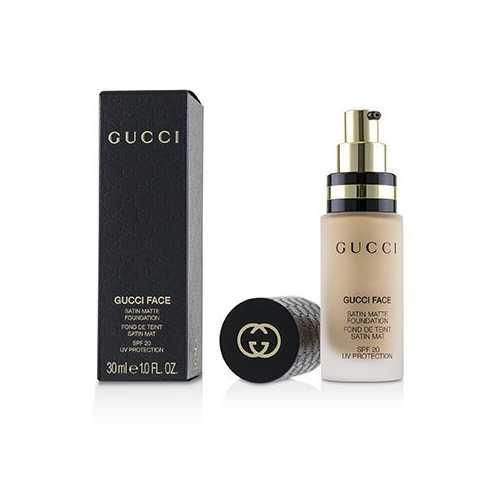 Gucci Face Satin Matte Foundation SPF 20 - # 110 30ml/1oz