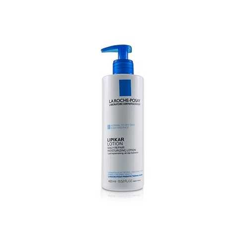 Lipikar Lotion Daily Repair Moisturizing Lotion For Body & Face - For Normal to Dry Skin  400ml/13.52oz