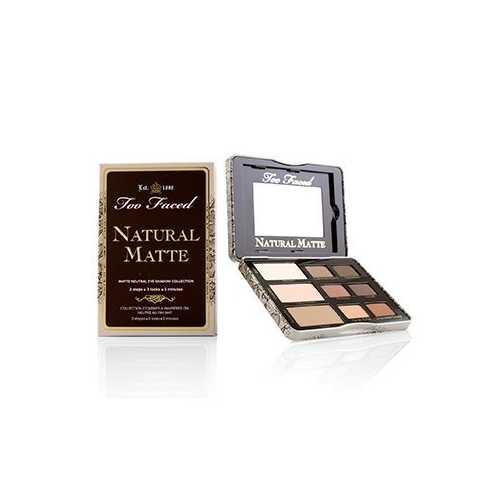 Natural Matte Matte Neutral Eye Shadow Palette -