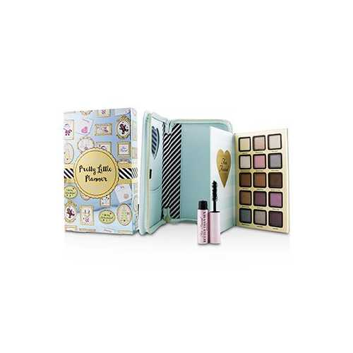 Pretty Little Planner Best Year Ever 2018 : (15x Eyeshadow, 1x Mascara) -