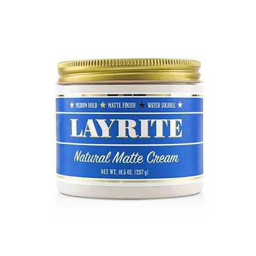 Natural Matte Cream (Medium Hold, Matte Finish, Water Soluble) 297g/10.5oz