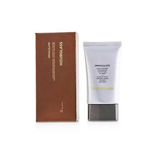 Immaculate Liquid Powder Foundation - # Sand  30ml/1oz
