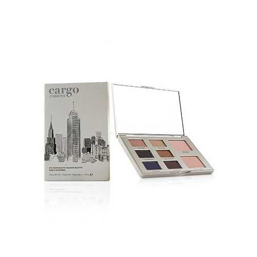 Eye Contour Eye Shadow Palette - # 02  10.8g/0.38oz