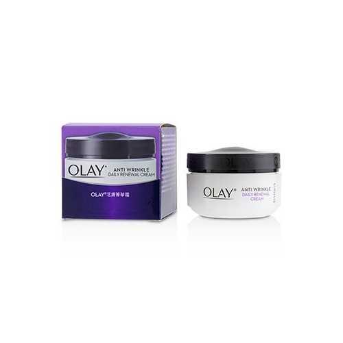 Anti Wrinkle Daily Renewal Cream 50g/1.76oz
