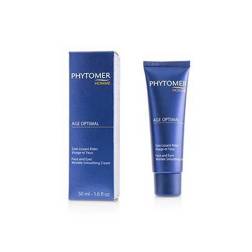 Homme Age Optimal Face & Eyes Wrinkle Smoothing Cream  50ml/1.6oz