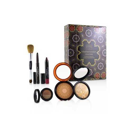 Mediterranean Journey A 6 Piece Collectin Of Sultry Color Essentials - # Medium  6pcs