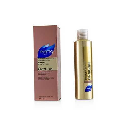 Phytoelixir Intense Nutrition Shampoo (Ultra-Dry Hair)  200ml/6.7oz