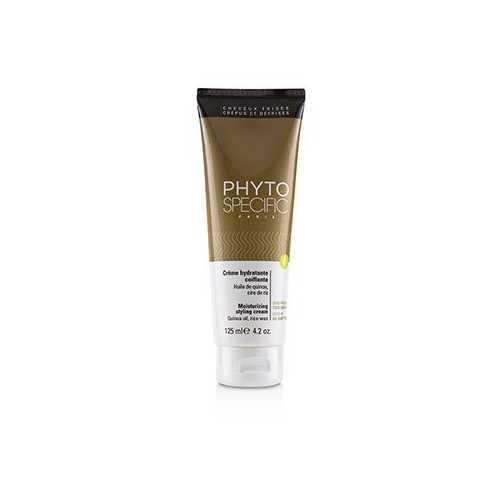 Phyto Specific Moisturizing Styling Cream (All Hair Types)  125ml/4.2oz