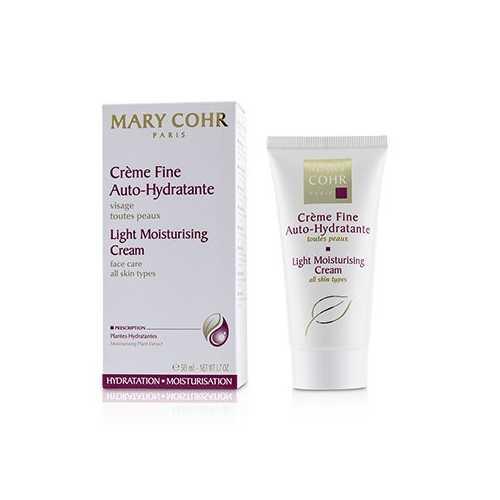 Light Moisturising Cream - For All Skin Types  50ml/1.7oz