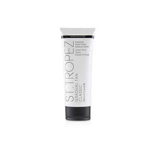 Gradual Tan Classic Everyday Body Lotion - # Medium/Dark  200ml/6.7oz