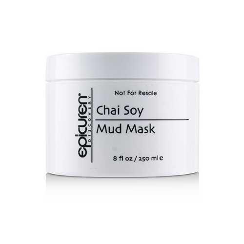 Chai Soy Mud Mask - For Oily Skin Types (Salon Size)  250ml/8oz