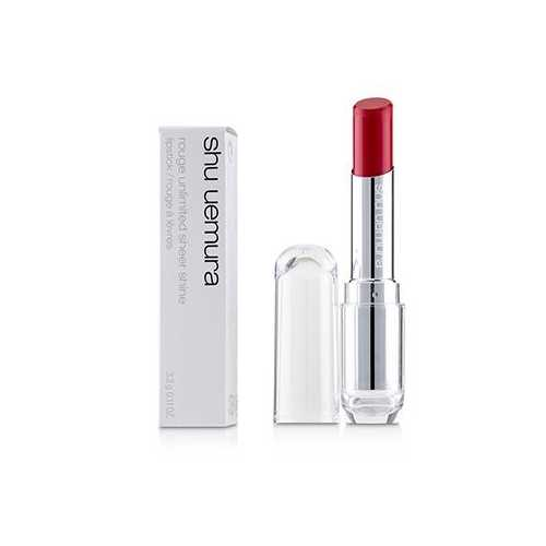 Rouge Unlimited Sheer Shine Lipstick - # S RD 164  3.2g/0.11oz
