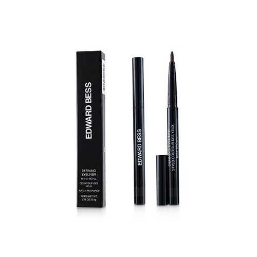Defining Eyeliner With 1 Refill - # 02 Deep Brown  0.4g/0.014oz