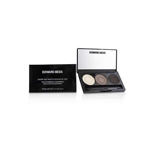 Expert Edit Matte Eyeshadow Trio - # Cocoa Sublime  4g/0.14oz