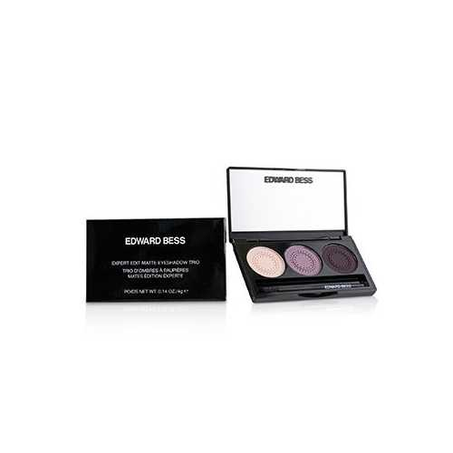 Expert Edit Matte Eyeshadow Trio - # Violet Obsession  4g/0.14oz