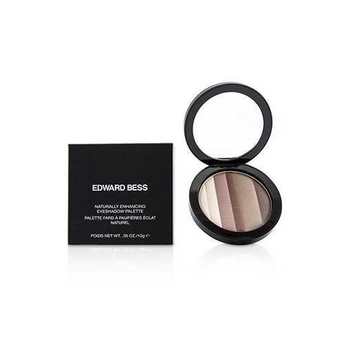 Natural Enhancing Eyeshadow Palette - # Earth Tones  10g/0.35oz
