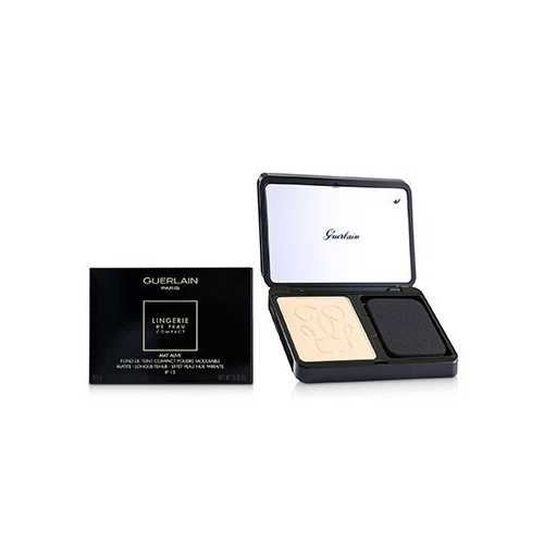 Lingerie De Peau Mat Alive Buildable Compact Powder Foundation SPF 15 - # 02C Light Cool  8.5g/0.29oz