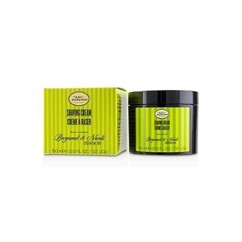 Shaving Cream - Bergamot & Neroli Essential Oil  150ml/5oz