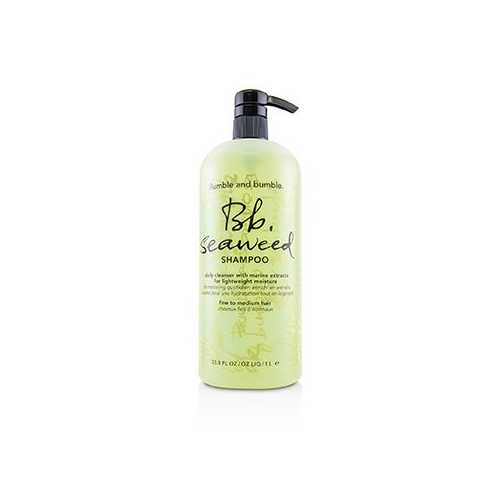 Bb. Seaweed Shampoo - Fine to Medium Hair (Salon Product)  1000ml/33.8oz