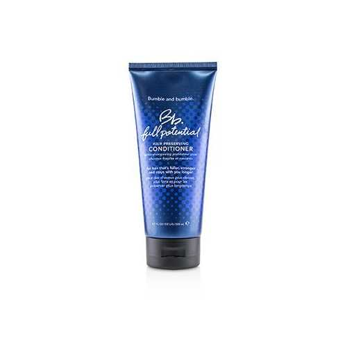 Bb. Full Potential Hair Preserving Conditioner  200ml/6.7oz