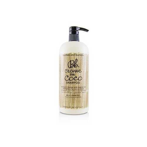 Bb. Creme De Coco Shampoo (Dry or Coarse Hair)  1000ml/33.8oz