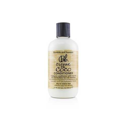Bb. Creme De Coco Conditioner (Dry or Coarse Hair)  250ml/8.5oz