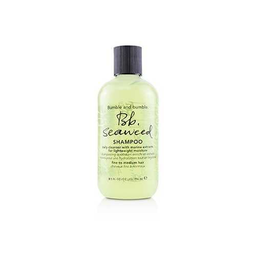 Bb. Seaweed Shampoo (Fine to Medium Hair)  250ml/8.5oz