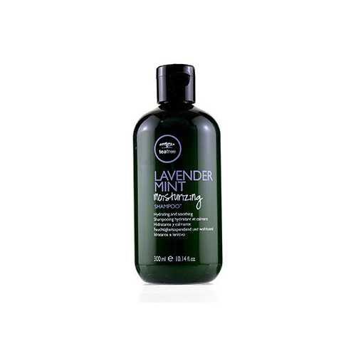 Tea Tree Lavender Mint Moisturizing Shampoo (Hydrating and Soothing)  300ml/10.14oz