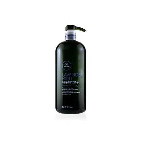Tea Tree Lavender Mint Moisturizing Shampoo (Hydrating and Soothing)  1000ml/33.8oz