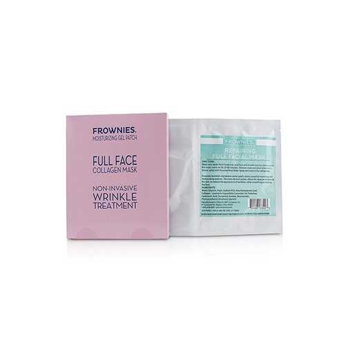Full Face Collagen Mask - Moisturizing Gel Patch 1sheet