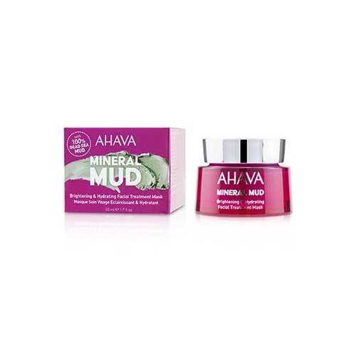 Mineral Mud Brightening & Hydrating Facial Treatment Mask  50ml/1.7oz