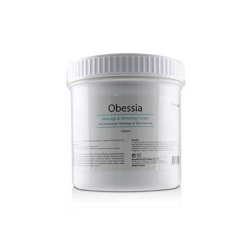 Obessia Massage & Slimming Cream  1000ml/34oz