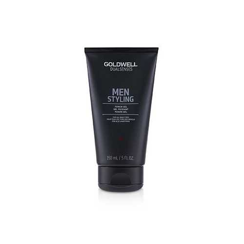 Dual Senses Men Styling Power Gel (For All Hair Types)  150ml/5oz