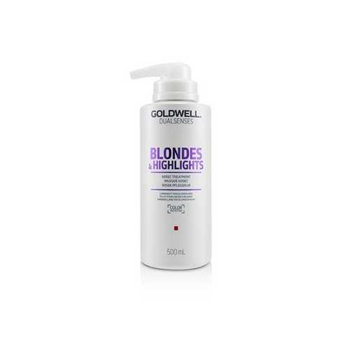 Dual Senses Blondes & Highlights 60SEC Treatment (Luminosity For Blonde Hair)  500ml/16.9oz