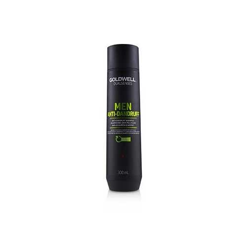 Dual Senses Men Anti-Dandruff Shampoo (For Dry to Normal Hair with Flaky Scalp)  300ml/10.1oz