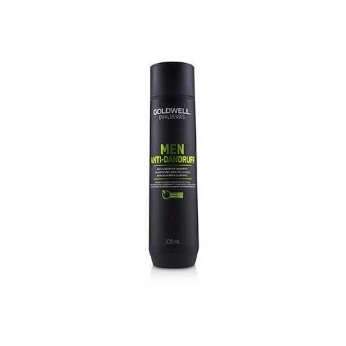 Dual Senses Men Anti-Dandruff Shampoo (For Dry to Normal Hair with Flaky Scalp)  300ml/10.1oz
