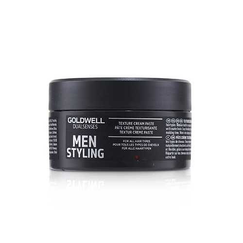 Dual Senses Men Styling Texture Cream Paste (For All Hair Types)  100ml/3.3oz