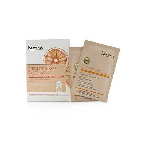 Brightening+ Face Mask  4sheets