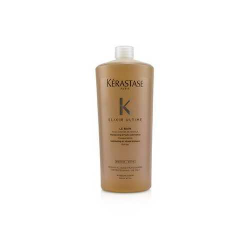 Elixir Ultime Le Bain Sublimating Oil Infused Shampoo (Dull Hair)  1000ml/34oz