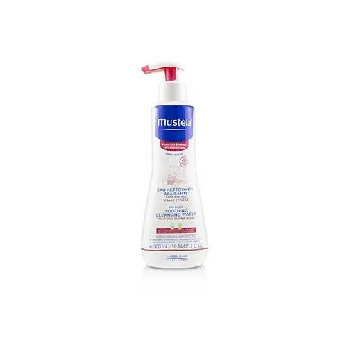 No Rinse Soothing Cleansing Water (Face & Diaper Area) - For Very Sensitive Skin  300ml/10.14oz
