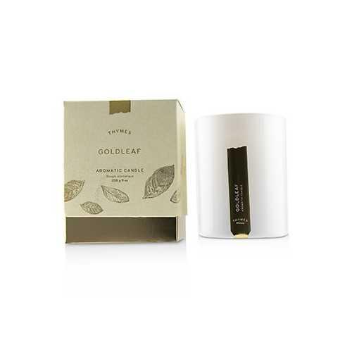 Aromatic Candle - Goldleaf  9oz