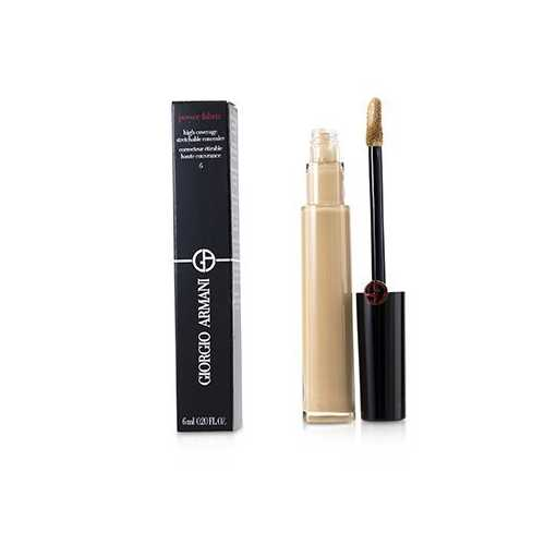 Power Fabric High Coverage Stretchable Concealer - # 6  6ml/0.2oz