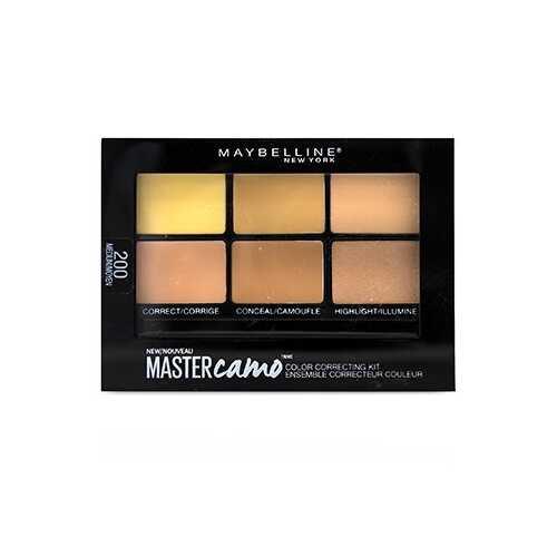 Master Camo Color Correcting Kit - # 200 Medium  6g/0.21oz