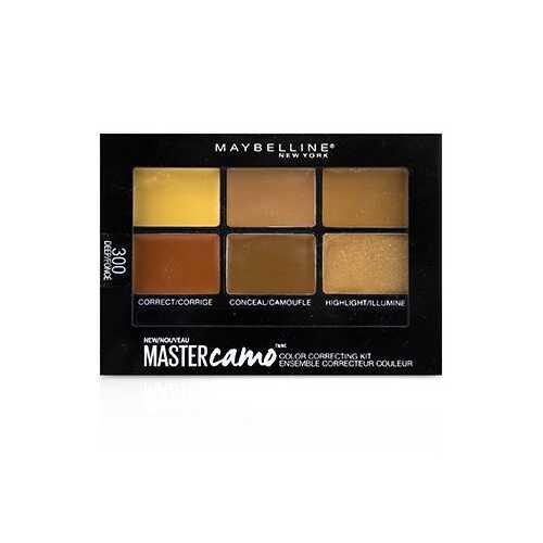 Master Camo Color Correcting Kit - # 300 Deep  6g/0.21oz
