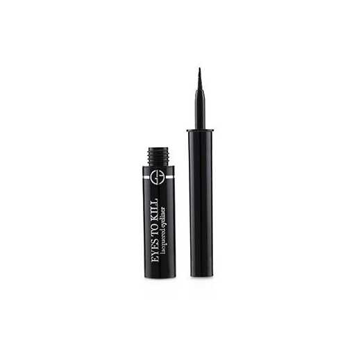 Eyes To Kill Lacquered Eyeliner - # 1 Onyx  1.4ml/0.04oz