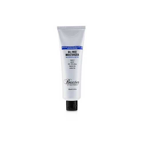 Oil Free Moisturizer Broad Spectrum SPF 15  120ml/4oz