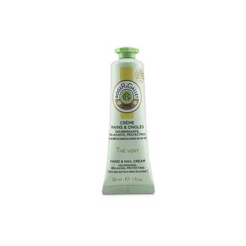 Green Tea (The Vert) Hand & Nail Cream  30ml/1oz