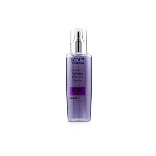 Super Fruit Exfoliating Wash-Off Cleanser with Blueberries, Grape Skin & Acai  150ml/5.1oz