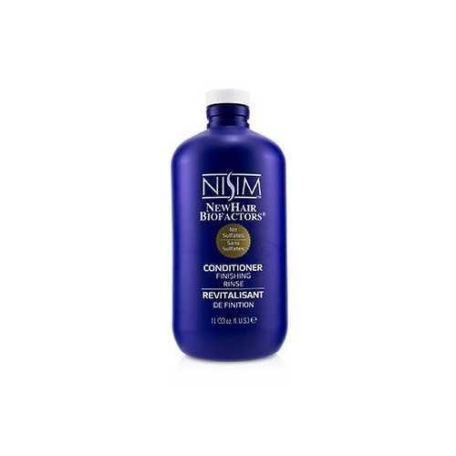 NewHair Biofactors Finishing Rinse Conditioner - No Sulfates  1000ml/33oz